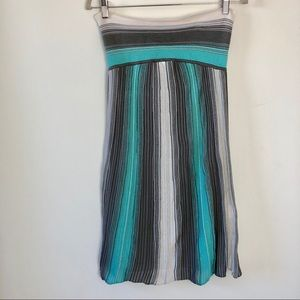 M Mossoni striped skirt size 8